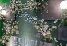 Akad of Sinta & Alif by Kalea Design