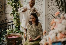 Pengajian Siraman & Midodareni Stevanni & Seno by AKSA Creative