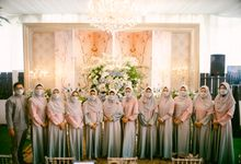 Sabhrina & Fajri Pre Wedding Ceremony by ProjectDEA Wedding Planner