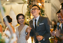 Mario & Sisca Wedding by Sisca Zh