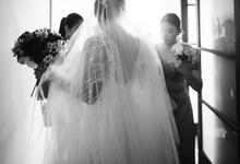 Octavio & Irenne Wedding by Sisca Zh