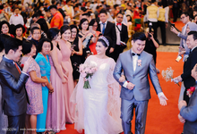 Andrea Jessica Wedding by Sisca Zh