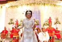 expression of love through local culture by Sisi Wedding Consultant & Stylist