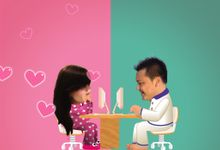 Sisil and Dani by Pink Monkey Works Animation
