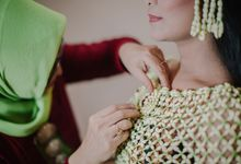 S&S Wedding Day by Le Famille Photography
