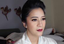 Bridesmaid by Sita_makeup