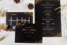 Undangan softcover + Laminasi doff by Cetak Undangan Souvenir Pernikahan Jogja