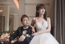 Actual Wedding Day - Sit Leong & Eunice by A Merry Moment