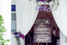 Magical & Pure by Fleurs At Marrakesh