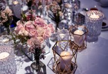 Crystal-light by Fleurs At Marrakesh