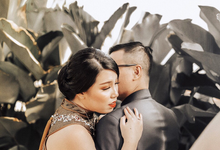 The Engagement of Nadia and Felix by sixtyseconds.co