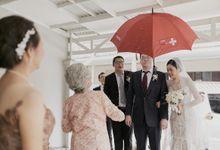 Stanley & Juni Wedding by Menara Mandiri (Ex. Plaza Bapindo) by IKK Wedding