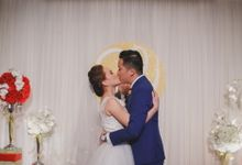 Gabriel & Vivian Wedding Day by SK Jong Photography