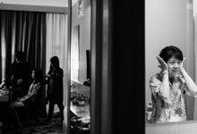 Chiann &  Merlin by SK Jong Photography