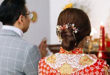 Kelun & Xinying by Makeup Pros