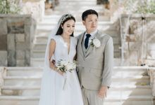 Wedding day of Sandy & Keth by MORDEN
