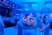 Dinner party  by sky and cloud events