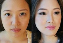 Portfolio Sample by Gio Flores US Educated High Definition Makeup Specialist