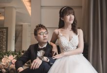 Actual Day Preview - Sit Leong & Eunice by A Merry Moment