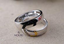 Cincin Custom by Nouri Jewellery