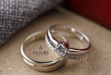 Engagement Ring by Nouri Jewellery