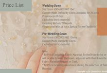 - PRICE LIST - by Le Clemmie by Amelia