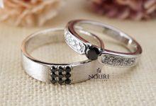 Wedding Ring Custom Malang by Nouri Jewellery