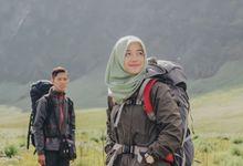 PREWEDDING TRIP of Usman & Azizah by Salmo