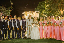 The Wedding of Arlindo & Mariska by SLMF BALI EVENT
