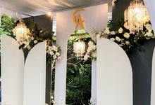 The Wedding of Cahya & Ayu by SLMF BALI EVENT