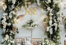 The Wedding of Mr Rifi & Ms Eva by SLMF BALI EVENT