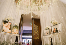 The Wedding of Ricky & Angel by SLMF BALI EVENT