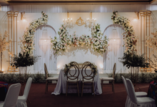 The Wedding of Andi & Claudya by SLMF BALI EVENT