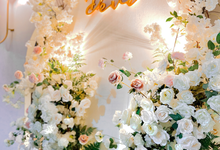 The Wedding of Satria & Devi by SLMF BALI EVENT