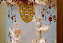 Simple Sangjit Decoration by SLMF BALI EVENT