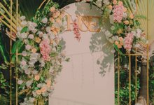 The Wedding of Heskiel & Eliesa by SLMF BALI EVENT