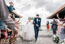 The Wedding of Luluk & Ruben by SLMF BALI EVENT