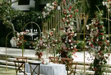 The Wedding Rama & Yumna  by SLMF BALI EVENT