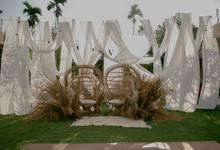 The Wedding of Nanda & Violita  by SLMF BALI EVENT