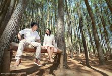 Prewedding Riesti & Rangga by Gracio Photography