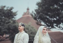 Safira - Melfri Wedding by Karna Pictures