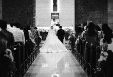 The Wedding Of Steven & Monica by de_Puzzle Event Management