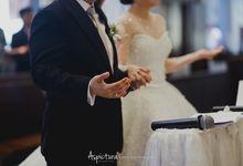 The Wedding Of Steven & Monica by de_Puzzle Event Management