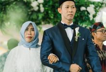 Harris and Husni Wedding by Solo Baru Int. Tailor