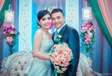 Raymond and Beka wedding day by Berlian Daandel Photography