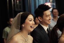 Silvia Siantar & Adiguna, Holy Matrimony by Smara Photo