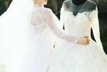 The Wedding Of Jitu & Paulina by Sparkling Nail