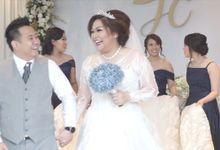 The Wedding of Jonathan & Christine by Yumi Katsura Signature