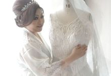 The Wedding of Jonathan & Christine by Yumi Katsura Signature