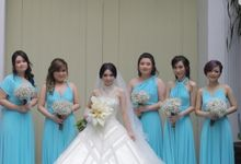 Frangky And Jesslyn Wedding by Convertibledress
